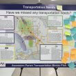 Master Plan Open House at two locations (April 30/May 1)
