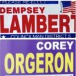 Orgeron/Lambert lead council hopefuls in campaign contributions